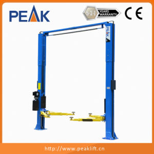 Extra Height Clearfloor Automotive Hoist Two Post Auto Lift (209CH) pictures & photos