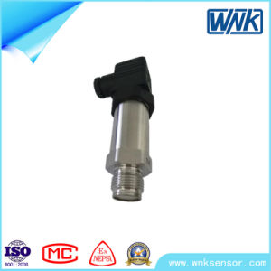 Smart 4-20mA Pressure Transmitter with Flush Diaphragm for High Temperature pictures & photos