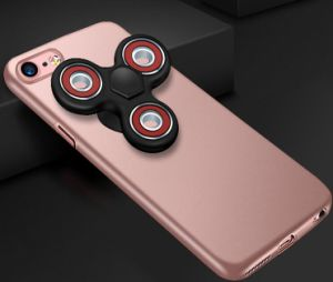 2017 New Mobile Version 2-in-1 Hand Spinner Fidget Toy Case pictures & photos