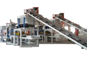 Wall Brick Machine or Concrete Block Making Machinery