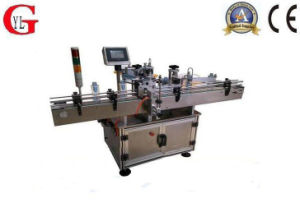 Automatic Positioning of Vertical Round Bottle Labeling Machine pictures & photos