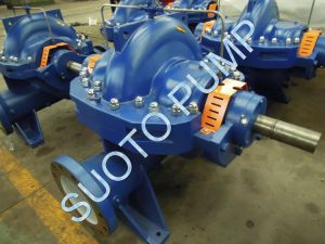 Ksb Single Stage Double Suction Split Casing Pump pictures & photos
