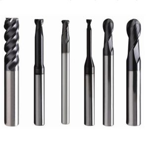 High Precision Solid Carbide Square End Mill From Professional Factory pictures & photos