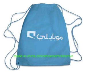 Drawstring Bag, Plastic Bag, Shopping Bag, Packing Bag pictures & photos