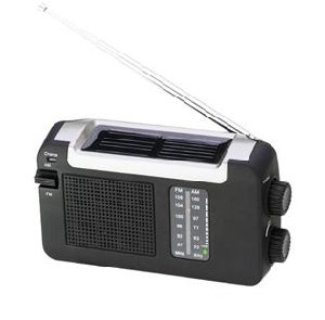 Hybrid Power Solar Radio (LVC-S5016)
