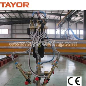 Unlimited Rotary Beveling Flame Cutting Machine pictures & photos
