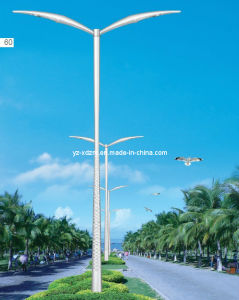Solar Street Lighting Pole (XD-D006) pictures & photos