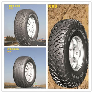 Passenger Car Tyre 31X10.50r15lt SUV Tire pictures & photos