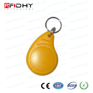 DESFire EV1 4k Waterdrop NFC Keyfob pictures & photos