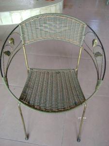 Wrought Metal Chair (XJ004)
