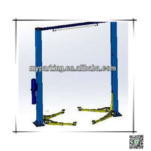 Smart Mechanical Car Lift for Workshop Use