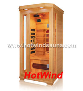 2016 Far Infrared Sauna Room Portable Wood Sauna for 1 People (SEK-C1) pictures & photos