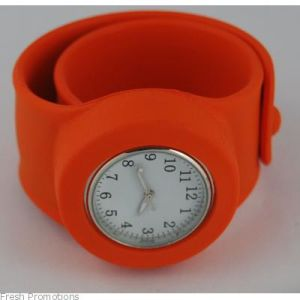 Silicone Slap Watch pictures & photos