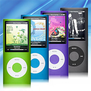 "4th Generation 1.8"" Screen MP4 Player (SF-MP114)"