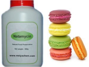 Natural Bio Food Additive Preservative Powder Natamycin E235 for Juice/Drinking pictures & photos