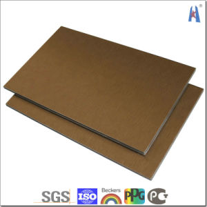 Megabond Aluminum Composite Sheet ACP for Wall Cladding pictures & photos