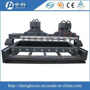 China Factory 4axis CNC Router pictures & photos