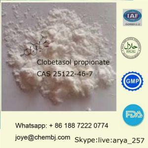 Factory Sale Pharmaceutical Grade Clobetasol Propionate CAS 25122-46-7 pictures & photos