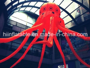 Fantasis Bright Wedding/Party/Event Decoration with LED Inflatable Jellyfish pictures & photos