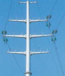 Steel Monopole Transmission Tower (NTSMT-010)