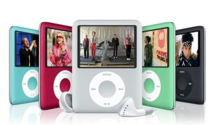 1.8 Inch Supper Slim MP3 MP4 Player (MW101)