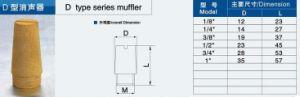 D Type Series Muffler