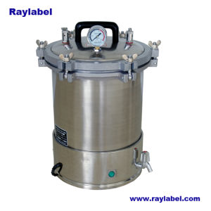 Portable-Type Sterilizer for Lab Equipments (RAY-SG46-280S) pictures & photos