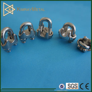 304 and 316 Stainless Steel Wire Rope Clips pictures & photos