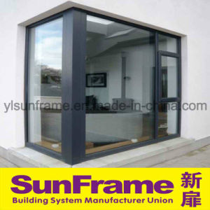 Aluminium Window Wall for Australian Townhouse pictures & photos