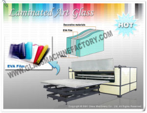 Skl-3217 (2AA) Glass Laminating Machine pictures & photos