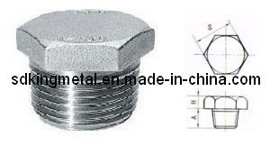 Stainless Steel Threaded Hex Head Plug pictures & photos