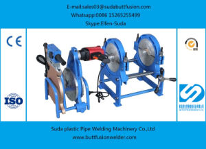 50mm/200mm Plastic Pipe Manual Welding Machine Sud200m-2 pictures & photos