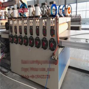 PVC Crust Foam Board Produciton Line pictures & photos