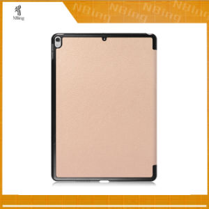 Cases for iPad PRO 10.5, PU Leather Business Folio Stand Wake Smart Cover Case for iPad PRO 10.5 pictures & photos