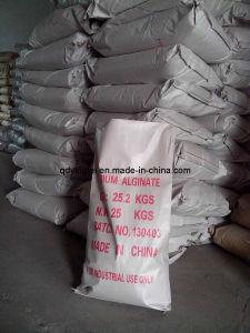 Reactive Printing Auxiliary Sodium Alginate pictures & photos
