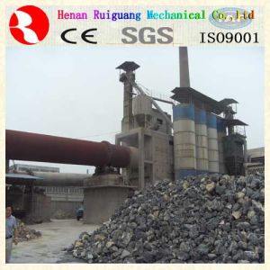High Quality 4.0*55m Lime Rotary Kiln