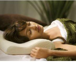 Memory Foam Pillow (Contour shape) pictures & photos