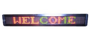 One-line LED Moving Signs (M500N-7x80RG2)
