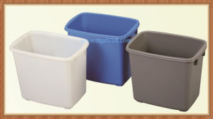 UK Colored Plastic Storage Waste Bin for Hotel Manufacturer pictures & photos