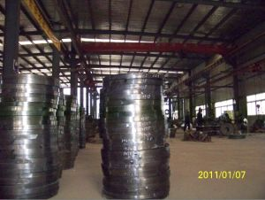 Package Use Black Steel Strip pictures & photos
