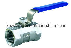 1PC Thread Connect Ball Valve (Q11F-10) pictures & photos