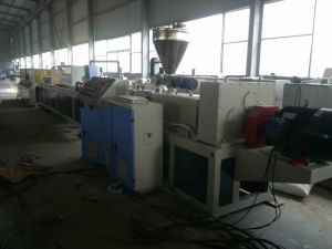 Plastic PVC Ceiling Extrusion Machine Line pictures & photos