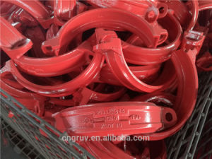 FM /UL Approved Ductile Cast Iron Grooved Pipe Fittings and Coupling pictures & photos