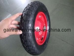Penumatic Rubber Wheel 14 Inch