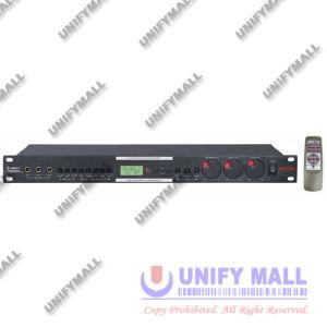 Digital Key Control Karaoke Mixer With Remote Control (AD-DSP100)