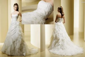 Ever-Beauty Wedding Dress