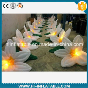 Hot-Sale Wedding Event LED Lighted Inflatable Flower Chain Decoration pictures & photos