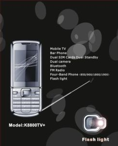 K8800TV Mobile Phone