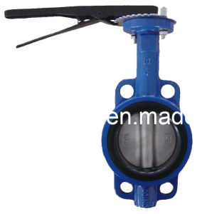 BV1000W Wafer Type Butterfly Valve