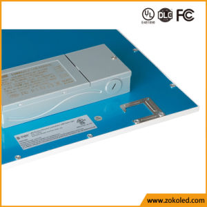 Saso TUV Approved Square LED Panel Light 600*600 pictures & photos